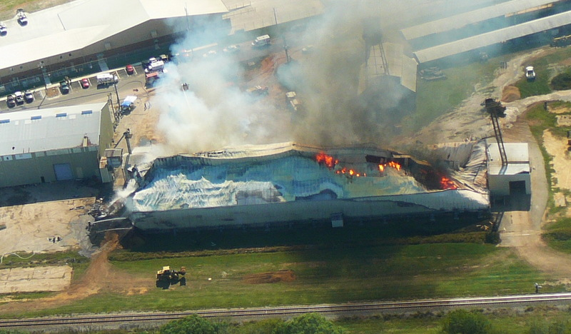 Beall Peanut Whse Fire  10-15-15 067